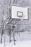 παγωμένος αθλητισμός Στοκ φωτογραφία με δικαίωμα ελεύθερης χρήσης