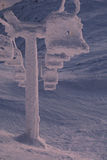 παγωμένος ανελκυστήρας Στοκ φωτογραφίες με δικαίωμα ελεύθερης χρήσης