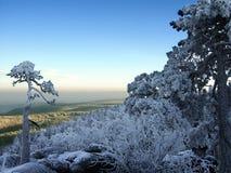 παγωμένος ΙΙ βουνά Στοκ φωτογραφίες με δικαίωμα ελεύθερης χρήσης