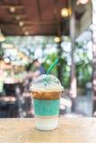 παγωμένος καφές expresso στοκ εικόνα με δικαίωμα ελεύθερης χρήσης