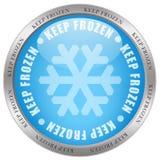 παγωμένος κρατήστε Στοκ Εικόνες