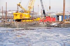 παγωμένος χειμώνας Στοκ φωτογραφίες με δικαίωμα ελεύθερης χρήσης