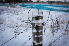 παγωμένος χρόνος Στοκ φωτογραφία με δικαίωμα ελεύθερης χρήσης