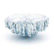 παγωμένο έδαφος Στοκ φωτογραφία με δικαίωμα ελεύθερης χρήσης