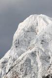 Παγωμένο βουνό Στοκ Εικόνες