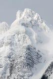 Παγωμένο βουνό Στοκ Φωτογραφίες