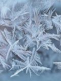 Παγωμένο γυαλί παραθύρων Στοκ φωτογραφία με δικαίωμα ελεύθερης χρήσης