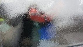 παγωμένο γυαλί στοκ εικόνα