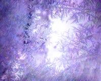παγωμένο γυαλί Στοκ φωτογραφία με δικαίωμα ελεύθερης χρήσης