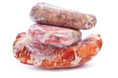 Παγωμένο κρέας στοκ φωτογραφία με δικαίωμα ελεύθερης χρήσης