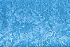 παγωμένο πρότυπο γυαλιού Στοκ Φωτογραφίες