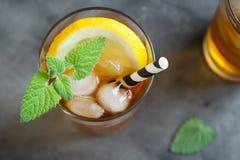 παγωμένο τσάι Στοκ εικόνες με δικαίωμα ελεύθερης χρήσης
