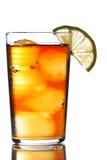 παγωμένο τσάι Στοκ Εικόνες