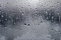 Παγωμένο φυσικό πρότυπο στο χειμερινό παράθυρο Στοκ φωτογραφία με δικαίωμα ελεύθερης χρήσης