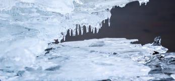 παγωμένο ύδωρ Στοκ φωτογραφία με δικαίωμα ελεύθερης χρήσης