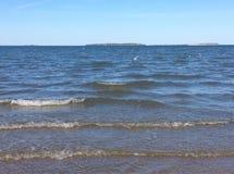 παγωμένο ύδωρ Στοκ Εικόνες