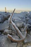 Παγωμένο ancor Στοκ φωτογραφία με δικαίωμα ελεύθερης χρήσης