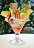 παγωτό ιταλικά Στοκ εικόνες με δικαίωμα ελεύθερης χρήσης