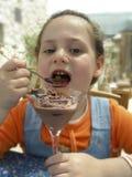 παγωτό καφέδων αέρα ανοικτ στοκ φωτογραφίες με δικαίωμα ελεύθερης χρήσης
