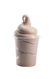 Παγωτό σοκολάτας Στοκ Φωτογραφίες