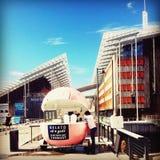 παγωτό της Νορβηγίας Στοκ εικόνες με δικαίωμα ελεύθερης χρήσης