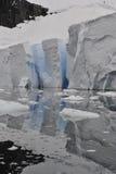 Παγόβουνα στην Ανταρκτική Στοκ εικόνες με δικαίωμα ελεύθερης χρήσης