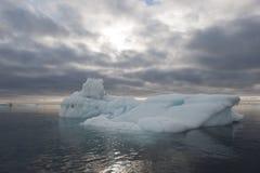 Παγόβουνα στην Ανταρκτική Στοκ φωτογραφία με δικαίωμα ελεύθερης χρήσης