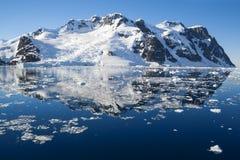 παγόβουνα Στοκ Φωτογραφία