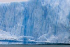 Παγόβουνο σε Lago Argentino Στοκ Φωτογραφία