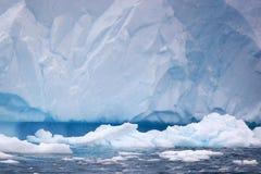 Παγόβουνο στην Ανταρκτική Στοκ Φωτογραφία