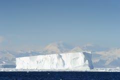 Παγόβουνο στοκ εικόνα