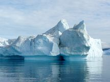 παγόβουνο 5 Στοκ φωτογραφίες με δικαίωμα ελεύθερης χρήσης