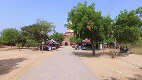 Παγόδα Κα Ya Zi Dhamma, Bagan απόθεμα βίντεο