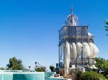 Παγόδα ξενοδοχείων στοκ εικόνες