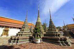 Παγόδα σε Wat Po, ναός Wat Po Στοκ Εικόνες