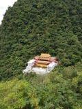 Παγόδα στο πάρκο Taroko στοκ εικόνες
