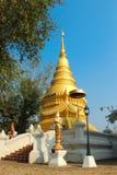 Παγόδα της Ταϊλάνδης Στοκ Φωτογραφίες