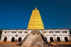 παγόδα buddhagaya Στοκ φωτογραφία με δικαίωμα ελεύθερης χρήσης