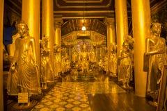 Παγόδα Shwedagon σε Yangon, το Μιανμάρ Στοκ εικόνα με δικαίωμα ελεύθερης χρήσης