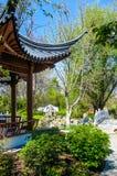 Παγόδα παραδοσιακού κινέζικου - φυσική Στοκ Φωτογραφία