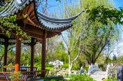 Παγόδα παραδοσιακού κινέζικου - φυσική Στοκ Εικόνες