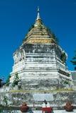 παγόδα σε Wat Srisupan, Chiangmai, Ταϊλάνδη Στοκ Εικόνες