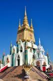 Παγόδα στο wat Saikao, Ταϊλάνδη Στοκ εικόνες με δικαίωμα ελεύθερης χρήσης