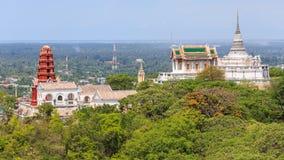 Παγόδα, Ταϊλάνδη, ουρανός Στοκ φωτογραφίες με δικαίωμα ελεύθερης χρήσης
