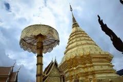 παγόδα Ταϊλάνδη Στοκ Φωτογραφία