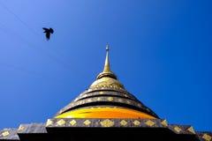 παγόδα Ταϊλανδός Στοκ εικόνες με δικαίωμα ελεύθερης χρήσης
