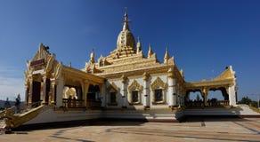 Παγόδα της Maha Ant Htoo Kan Thar, Pyin Oo Lwin (Maymyo) Στοκ εικόνες με δικαίωμα ελεύθερης χρήσης