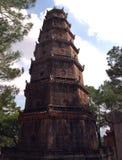 Παγόδα της MU Thien στο Βιετνάμ στοκ εικόνα με δικαίωμα ελεύθερης χρήσης