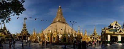 παγόδα της Myanmar shwedagon yangon στοκ φωτογραφίες με δικαίωμα ελεύθερης χρήσης