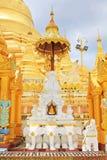 παγόδα της Myanmar shwedagon yangon Στοκ φωτογραφία με δικαίωμα ελεύθερης χρήσης
